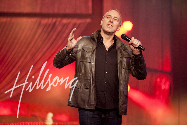 Pastor Brian Houston, Hillsong Church